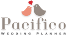 Pacifico Wedding Planner Logo